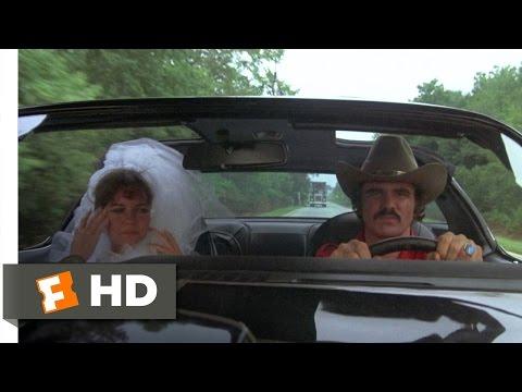 Smokey and the Bandit (4/10) Movie CLIP - Runaway Bride (1977) HD