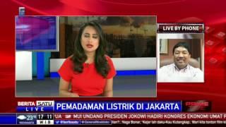 Ada Pemadaman Listrik, PLN Minta Maaf Pada Warga Jakarta