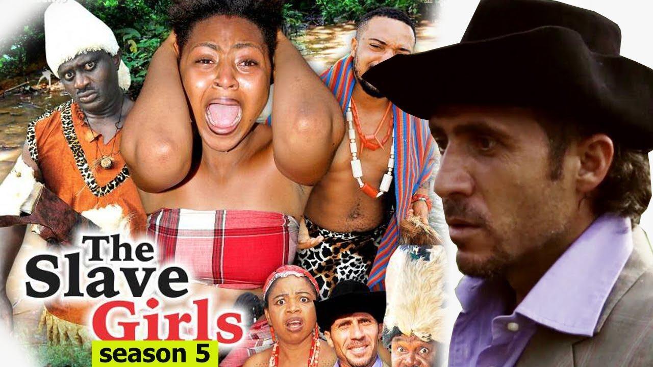Download The Slave Girls Season 5 - Regina Daniels 2018 Latest Nigerian Nollywood Movie Full HD