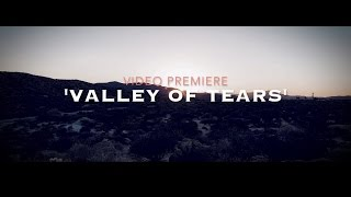TANK - 'Valley of Tears' - Official Video (From the album - Valley of Tears)