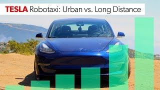 Why Tesla Robotaxi will be a LONG DISTANCE network