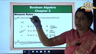 7-Boolean Algebra