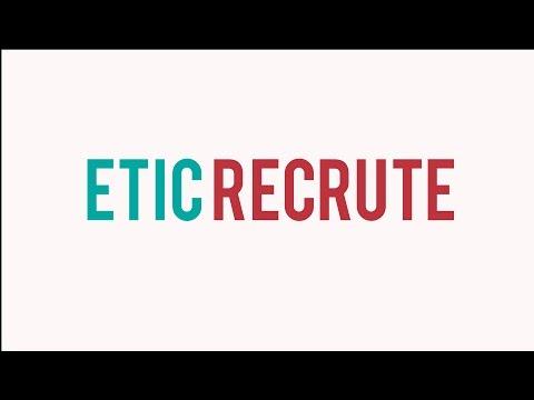 ETIC Recrute 2016/2017