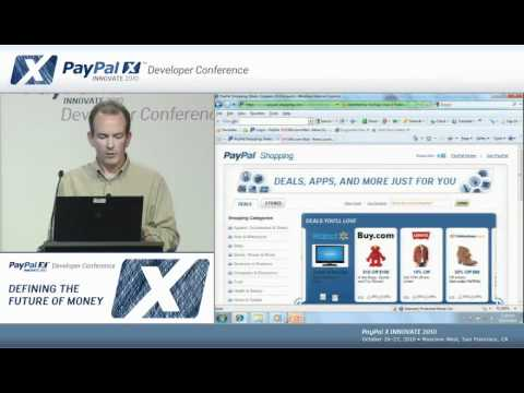 PayPal X Innovate 2010: Commercial Payments - Payables and Receivables, Challenges...