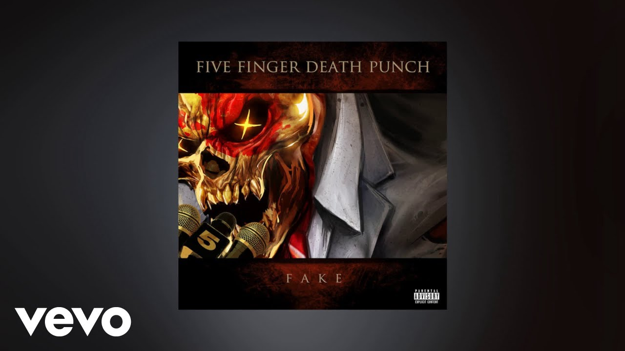 Five Finger Death Punch - Fake (AUDIO)