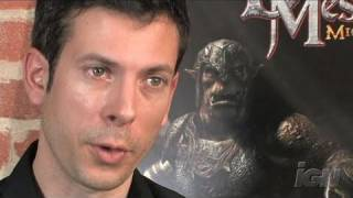 Dark Messiah of Might and Magic PC Games Interview - Video
