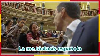 La me.tástasis española