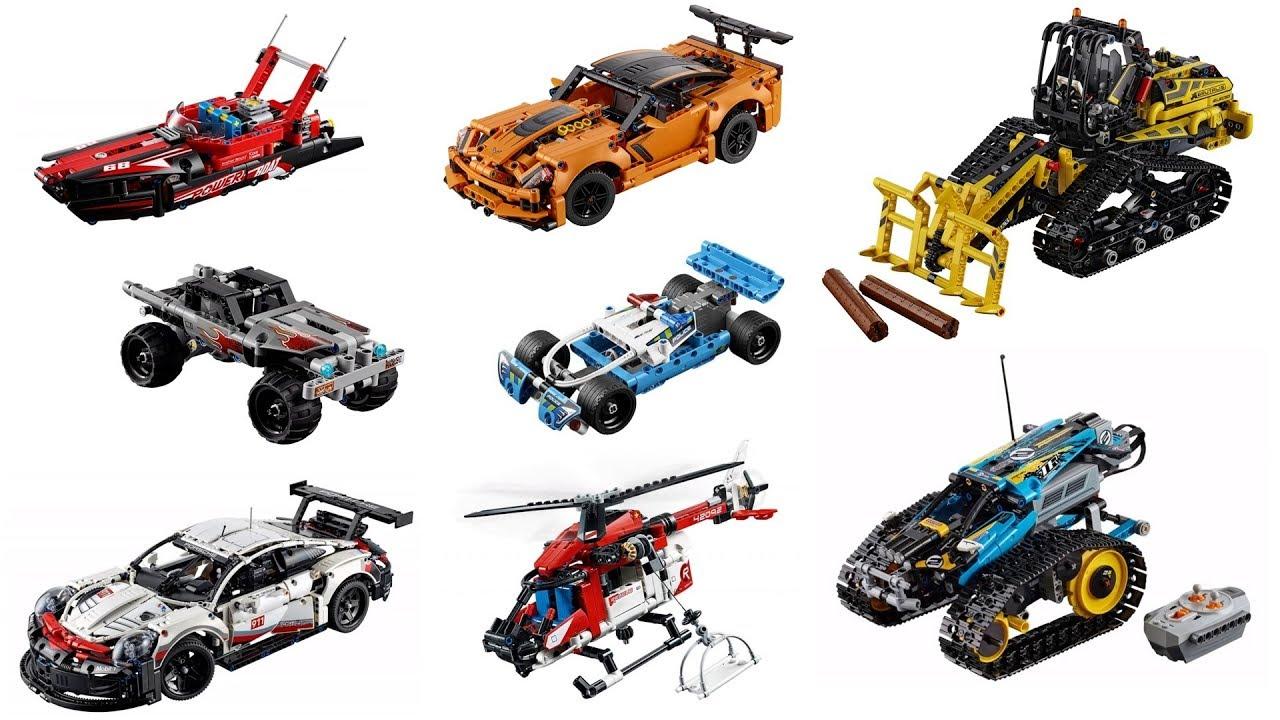 lego technics 2019  Lego Technic 2019 sets [Official images] | NEW PORSCHE! - YouTube