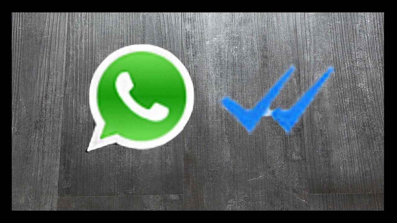 Whatsapp blauer Haken gefährlich?? ERKLÄRUNG! - YouTube
