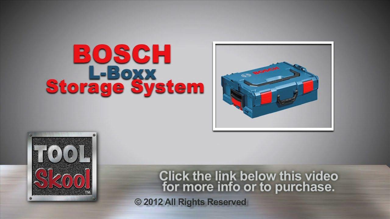 Хранение оснастки: mini l-boxx Bosch, Gedore, Fischer + i-boxx .