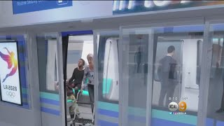 LAX People Mover Gets Key Approval