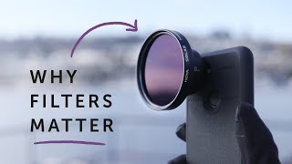 Why Filters Matter