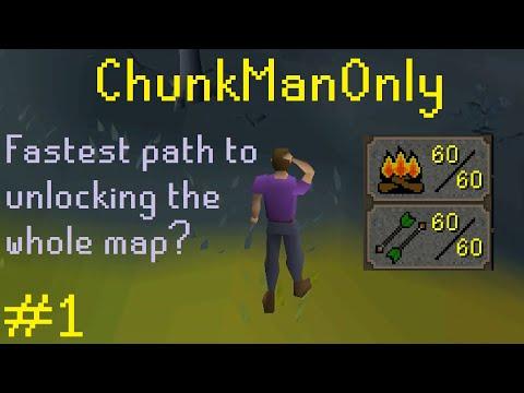 I Choose The Chunks [ChunkManOnly #1]
