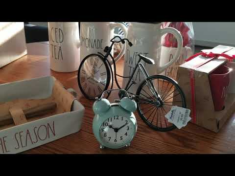 Rae Dunn Haul | TJMAXX Order Arrived