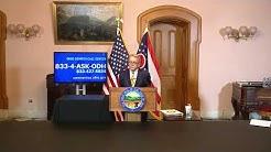 Ohio Governor Mike DeWine - COVID-19 Update | March 28, 2020
