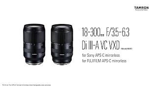 Tamron 18-300mm f3.5-6.3 Fujifilm X Di III-A VC VXD Tamron 18-300 GARANSI RESMI