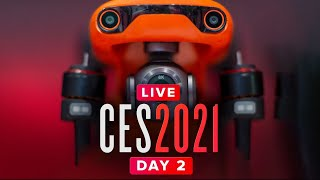 CES 2021: The BEST and WORST of CES final day - Livestream