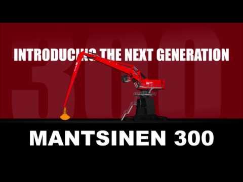 MANTSINEN 300 Material Handler