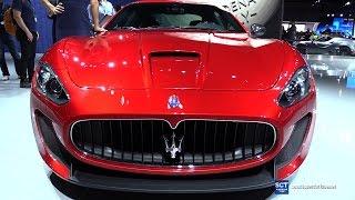 2017 Maserati GranTurismo MC - Exterior and Interior Walkaround - 2016 LA Auto Show