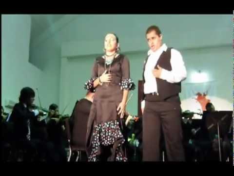 torero quiero se   Yessica Fernandez soprano Carlos Pérez tenor