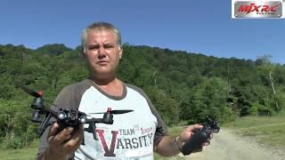 Квадрокоптер MJX Bugs 8 | FPV полёты | MikeRC 2017 FHD