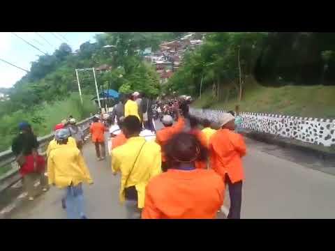 West Papua - Freeport Mine Protest