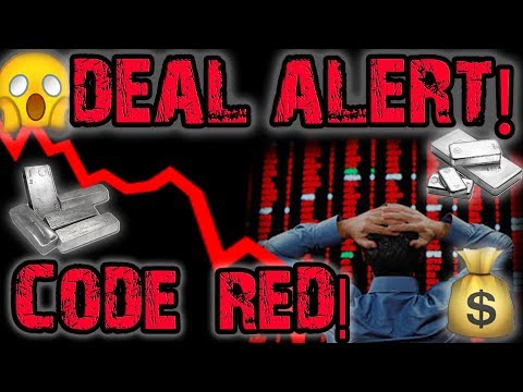 Red Alert: Gold & Silver at Spot Price!! Ends Sunday at Monument Metals!!