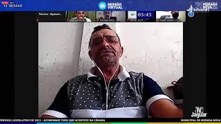 Kecio Martins   Câmara de Morada Nova 23 04 21