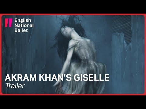 Akram Khan's Giselle: Trailer   English National Ballet