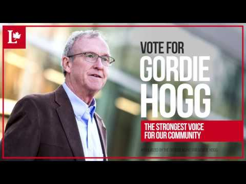 Gordie Hogg for South Surrey–White Rock