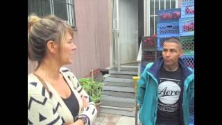 Alex Franco, A Resident of El Bordo