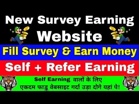 Best Survey Earning Site | Best self Earning Site | Zoombucks website review