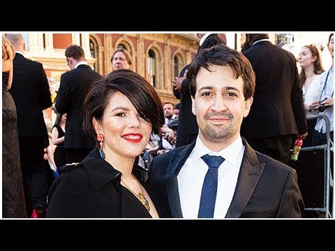 Lin-Manuel Miranda Welcomes Baby #2 With Wife Vanessa Nadal — See 1st Pic Of Their Son