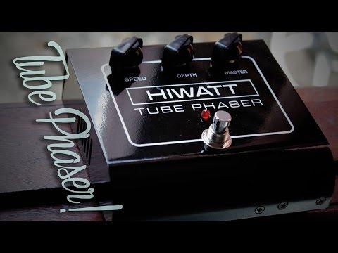 HIWATT - Tube Phaser - Gas Channel