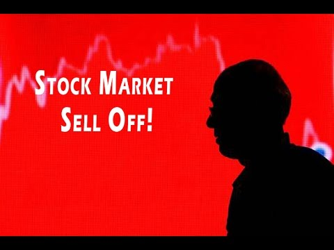 MAJOR ALERT –  STOCK MARKET SELL OFF IS COMING THIS WEEK – BUYERS BE AWARE