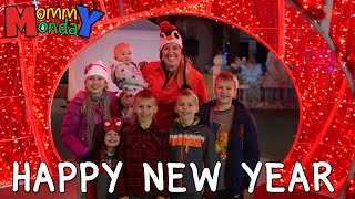 Family Fun Pack New Years Party! || Mommy Monday