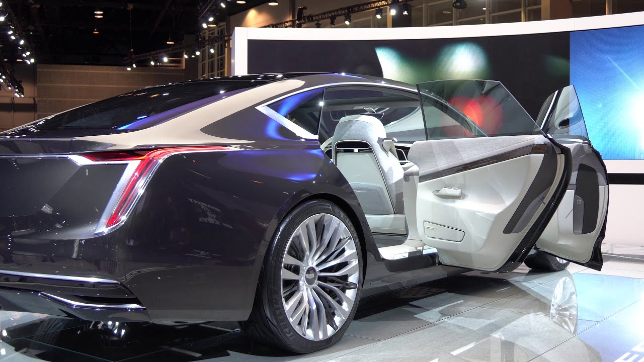 2020 Cadillac Elmiraj Concept and Review