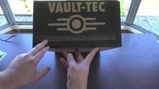 Fallout 4 Vault Dwellers Orientation Kit Unboxing