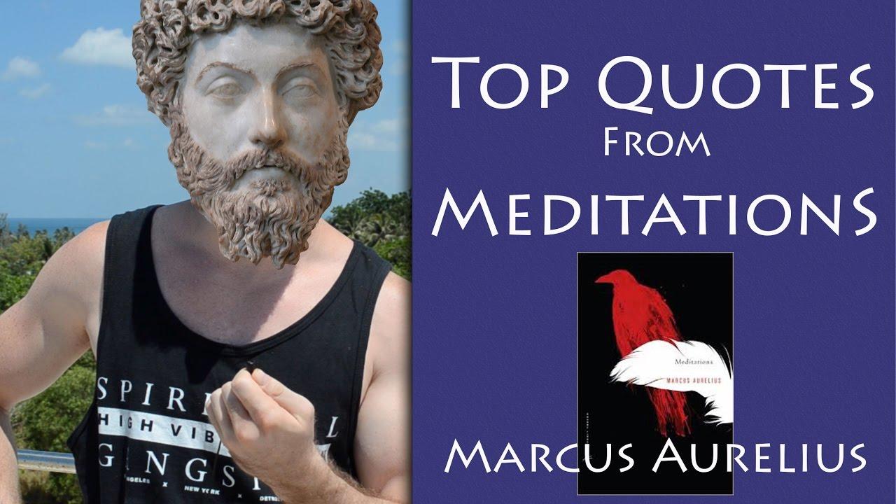 Marcus Aurelius Meditations Quotes 3