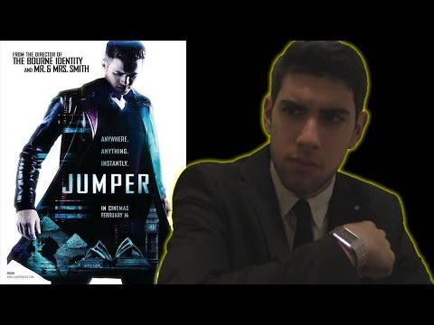 """Review/Crítica """"Jumper"""" (2008)"""