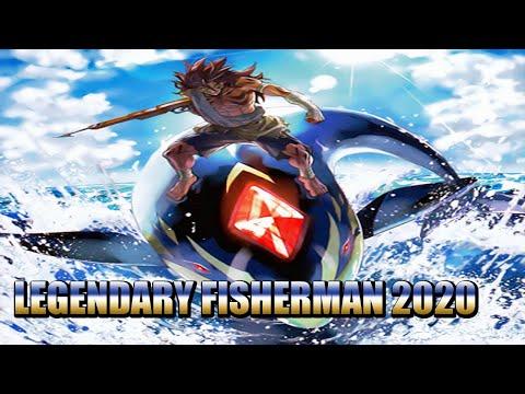Deck Legendary Fisherman  2020 |By Dark