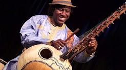 Playing the Ngoni in Burkina Faso