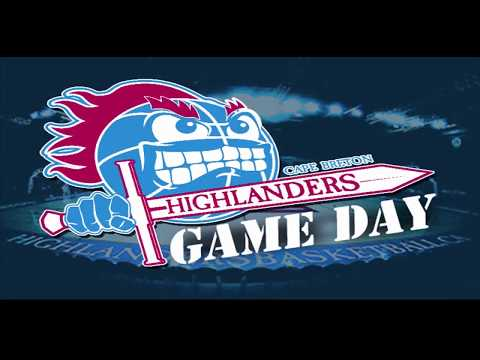 CB Highlanders vs. Halifax Hurricanes February 18th, 2018