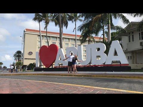 Hello from the Orlandos | Episode 1: Aruba