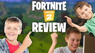 Fortnite Chapter 2 - Inside Gaming Review