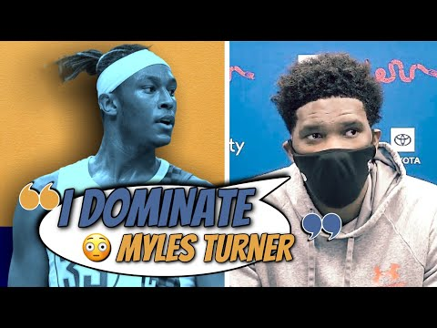 Joel Embiid: I Dominate Myles Turner