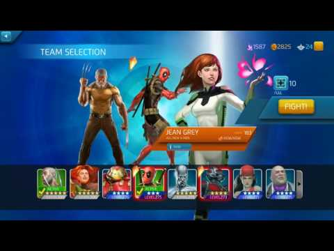Marvel Puzzle Quest - Prodigal Sun event, Maggia Assault: Manhattan