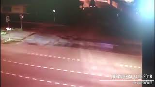 Смотреть видео ДТП Москва 31.05.2018 онлайн