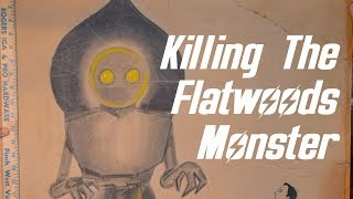 Killing The Flatwoods Monster In Fallout 76!