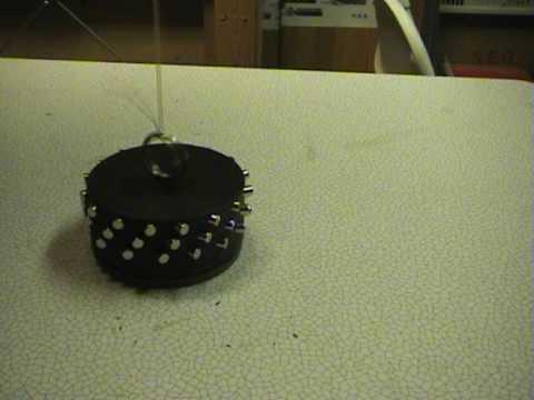 Magnetic Vortex Propulsion